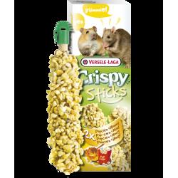 versele-laga Süßigkeiten in Stäbchen (2x55g) Popcorn und Honig . für Hamster und Ratten . VS-462067 Snacks und Nahrungsergänz...