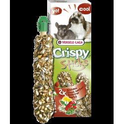 versele-laga Pflanzliche Leckereien in Stäbchen (2x55g) für Hauskaninchen und Chinchillas VS-462063 Snacks und Nahrungsergänz...