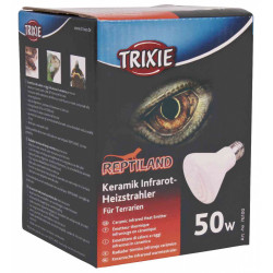 TR-76100 Trixie Emisor cerámico de calor infrarrojo para reptiles Equipo de calefacción