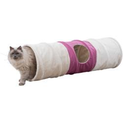 TR-43008 Trixie Túnel de juego XXL para gatos Juegos