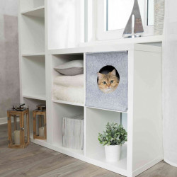 Trixie TR-36313 Anton shelter for cats Sleeping