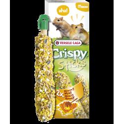 versele-laga Friandises en sticks (2x55g) miel .pour hamsters et gerbilles VS-462069 Snacks et complément