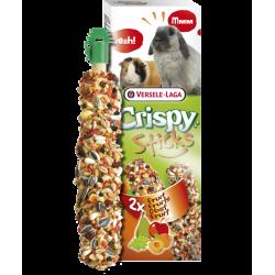 versele-laga Fruchtbonbonstangen (2x55g) für Kaninchen und Meerschweinchen VS-462059 Snacks und Nahrungsergänzungsmittel