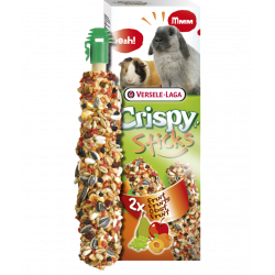 versele-laga VS-462059 Fruit candy sticks (2x55g) for rabbits and guinea pigs Friandise