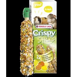 versele-laga Friandises en sticks (2x55g) agrumes .pour cobayes-chinchillas VS-462066 Snacks et complément