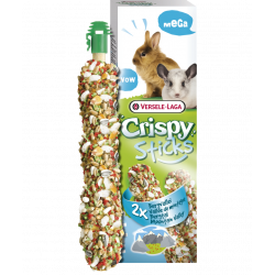 versele-laga Candy sticks (2x70g) rice and aniseed . for pet rabbits and chinchillas Friandise