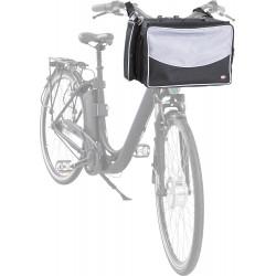 Trixie Fahrradkorb vorne Fahrradbox für kleine Hunde 26 x 41 x 26 cm TR-13106 Fahrradkorb