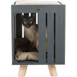 Trixie TR-44742 BE NORDIC Alva shelter for cats size 36 x 51 x 36 cm Sleeping