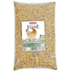 zolux Mischfuttermischung für Legehennen. 5 kg . niedriger Auslauf ZO-175300 Essen und Trinken