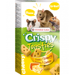 versele-laga VS-462019 Crispy Cheese Biscuits 150g for rodents Friandise