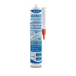 Générique MS-Klebstoffe Transparentes Polymer, aquamestisch für Schwimmbäder und Feuchtgebiete SMASFIX290T Ersatzteildienst n...