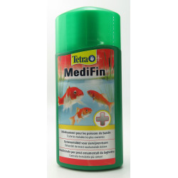 Tetra Tetra pond medifin traitement pour les poissons de bassin 500ml Santé, soin des poissons