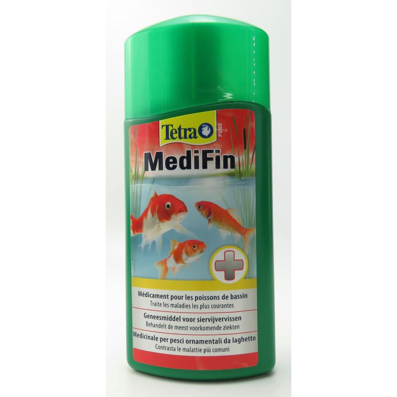Tetra Tetra pond medifin treatment for pond fish 500ml Health, fish care, fish care