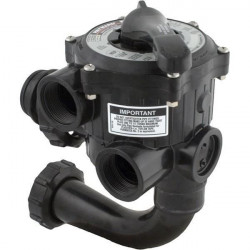 HAYWARD 6-way valve hayward SP710X62 - pool sand filter. sand filter valve