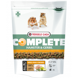 versele-laga 500G All-in-one high protein extruded food for hamsters (dwarves) and gerbils Food and drink