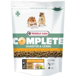 versele-laga 500G Extrudiertes All-in-one-Futter mit hohem Proteingehalt für Hamster (Zwerge) und Wüstenrennmäuse VS-461296 E...