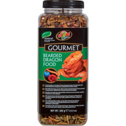 ZOOMED ZO-387371 gourmet food for bearded dragons 383g Food and drink