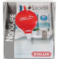 zolux bulleur pour aquariums 1.8w débit 17L/h couleur rouge ZO-320745 Pompes à air