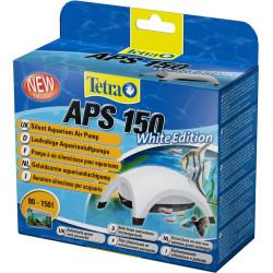 Tetra Pompe à air silencieuse pour aquariums 3,4w 150L/h ZO-320789 Pompes à air