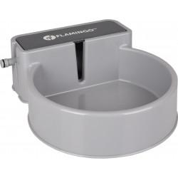 Flamingo Pet Products Außen-Wasserkühler. grau. Inhalt 2,5 Liter FL-520456 Wasserspender, Lebensmittel
