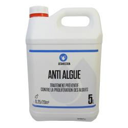 Gamme Blanche Anti algues 5 litres Produit