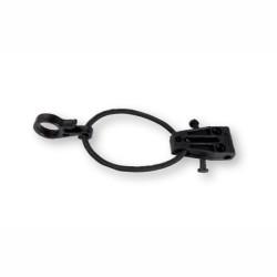 Joubert Pince Fix Kit noire pour bâche de piscine. JOU-700-0015 Bache