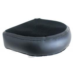Jardiboutique Siège rehausseur avec ventouse, couleur noir. Accessoire pour spa