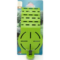 zolux Plage karapas vert pour tortues. 33 cm. Décoration et autre