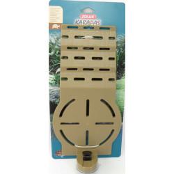zolux Plage karapas marron pour tortues ZO-316001 Décoration et autre