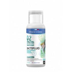francodex Bactofluid flacon de 100 ML entretien de l'aquarium FR-173620 Entretien, nettoyage aquarium