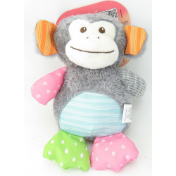 zolux Crazy jojo monkey plush toy Peluche pour chien