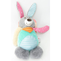 zolux Crazy jojo rabbit plush toy for dogs Peluche pour chien