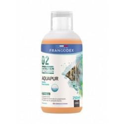 Francodex AQUAPUR Wasserklärer 100 ML Flasche FR-173650 Wartung, Aquarienreinigung
