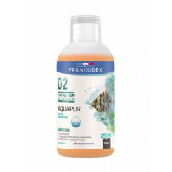 francodex FR-173650 AQUAPUR Water Clarifier 100 ML bottle Maintenance, aquarium cleaning