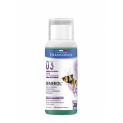 Francodex Flasche TEMEROL 100ML zur allgemeinen Desinfektion FR-173670 Wartung, Aquarienreinigung