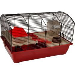 Flamingo FL-210129 Cage VICO . 50 x 33 x 39 cm. Model 2 for hamster. Cage