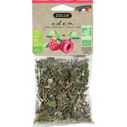 zolux ZO-209503 Eden candy raspberry herbs for small mammals Friandise