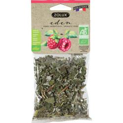 zolux Friandise eden herbes aromatiques de framboisiere pour petits mammifères 20g ZO-209503 Snacks et complément