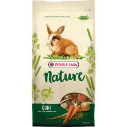 versele-laga Gemischtes und ballaststoffreiches 2,3KG-Kaninchenfutter für Zwergkaninchen VS-461403 Essen und Trinken