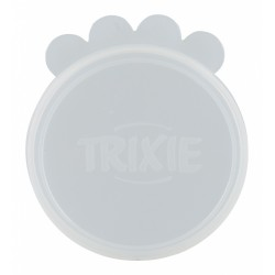 Trixie Coperchi ø 7,6 cm per alimenti per animali in scatola, silicone TR-24553 accessorio alimentare