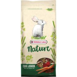 VS-461408 versele-laga Mezcla variada y alta en fibra de 2,3KG para conejos (enanos) de hasta 8 meses de edad Comida y bebida