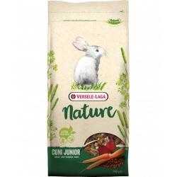 versele-laga VS-461407 Mixed and high-fibre feed 700G for rabbits (dwarves) up to 8 months of age Food and drink