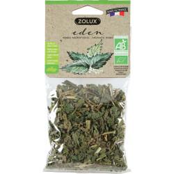 zolux Friandise eden herbes aromatiques feuilles et fleurs d'ortie 20g ZO-209501 Snacks et complément