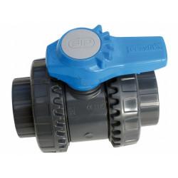 easy life ø 50 mm vanne PVC EASYFIT AST-560-0938 Vanne