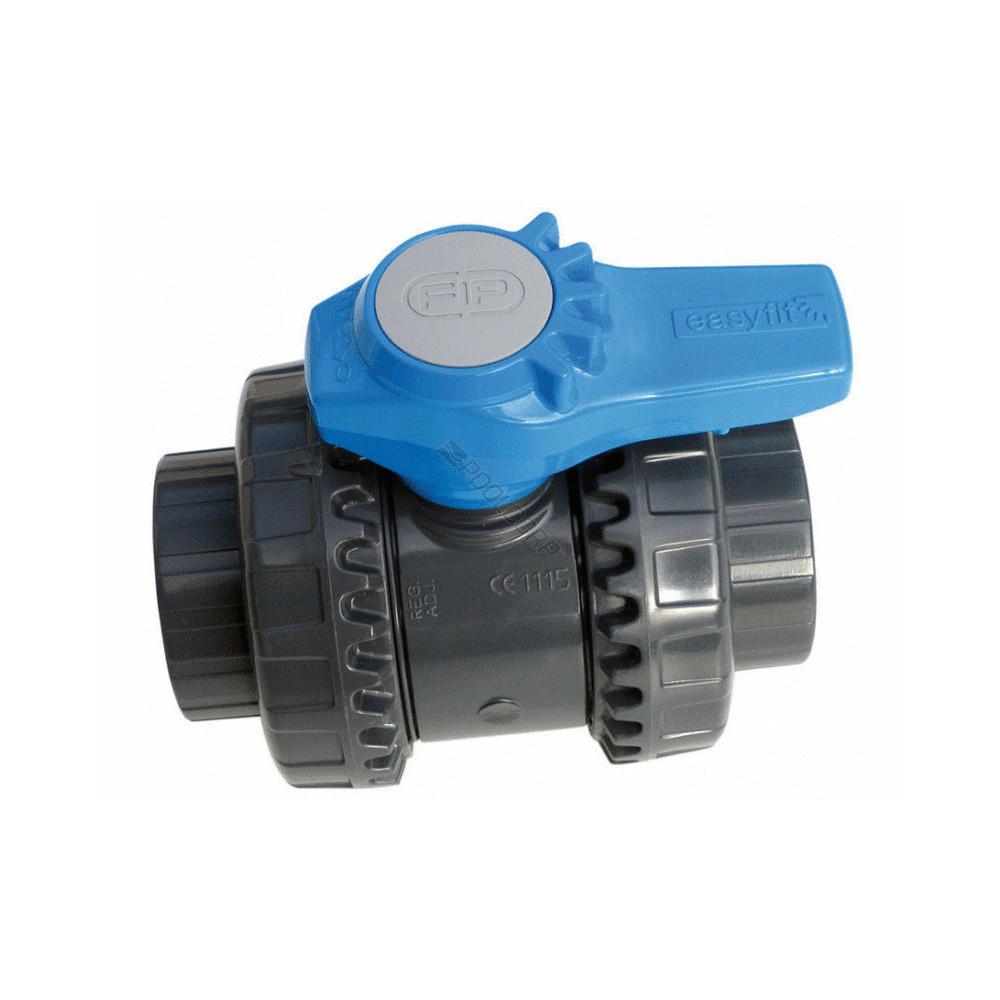 easy life AST-560-0938 ø 50 mm PVC EASYFIT valve Valve
