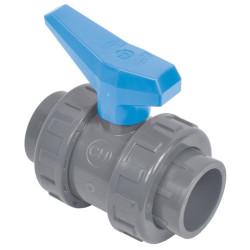 Aquaram ø 50 mm vanne PVC CH AVF-560-0300 Vanne