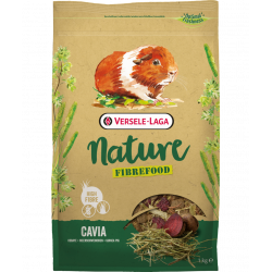 versele-laga mixed and high-fibre mixture 1 KG for sensitive guinea pigs Food and drink
