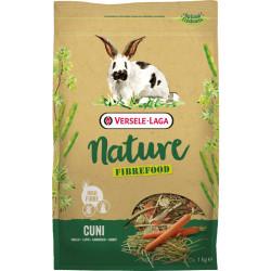 VS-461427 versele-laga Mezcla variada de alta fibra 2,75 KG para conejos sensibles (enanos) Comida y bebida