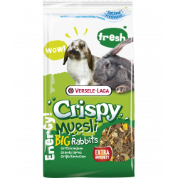 versele-laga High quality, high fibre, 2.75KG mix for large rabbits and outdoor rabbits Nourriture lapin