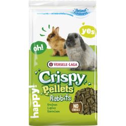 versele-laga 2KG high-fibre granulated feed for all rabbits Nourriture lapin